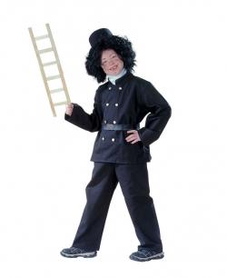 Schornsteinfeger Kostüm für Kinder