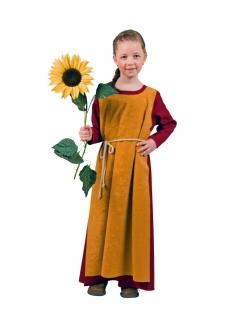 Wikinger Mädchen Kostüm für Kinder