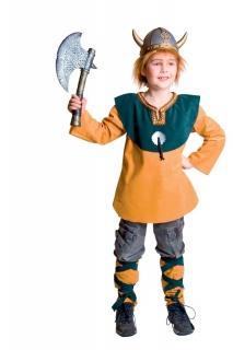 Wikinger Kostüm für Kinder