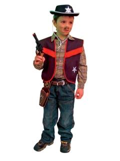 Cowboy Sheriff Weste