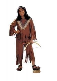 Indianer Kostüm Anzug Oberteil und Hose