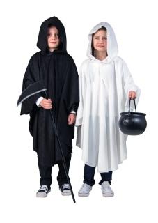 Umhang mit Kapuze Überwurf für Kinder