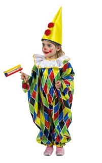Clown Kostüm für Kleinkinder