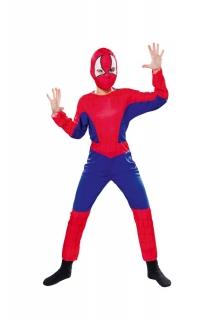 Spinnenheld Overall und Maske