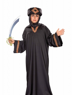 Tuareg Kostüm für Kinder, Größe 140/152