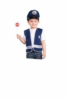 Polizeiweste für Kinder Spielweste