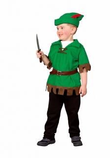Robin Hood Oberteil und Hut