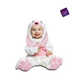 Häschen Kostüm Hase Strampler Schlafanzug
