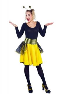 Tellerrock Biene Damen Bienenkostüm