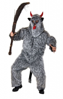 Kostüm Overall Krampus Kramperl Tuifl Ganggerl Tuifltratzen