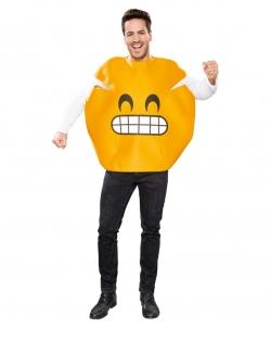 Emoticon Grinsekatze Universalgröße