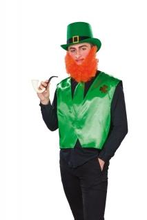 Weste Herren Kostüm St. Patricks Day
