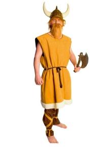 Wikinger Häuptling Kostüm Fasching