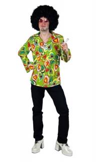 Hippie Hemd Flower Power