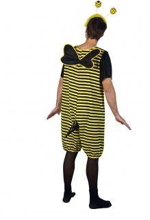 Bienenkostüm Overall mit Flügeln