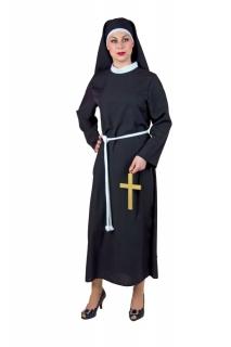 Faschingskostüm Nonne