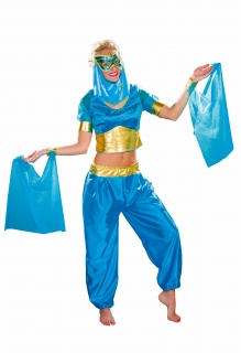 Haremsdame Bauchtänzerin Bollywood Orient