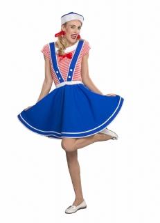 Matrosen-Mädchen Kostüm