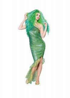 Meerjungfrau Kleid Nixe