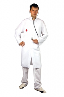 Kostüm Arzt Kittel