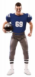 American Football Herren Kostüm M/L