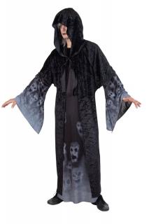 Totenkopf Kutte Halloween Kostüm vergessene Seelen