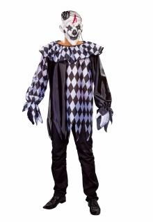 Grusel-Clown Kostüm