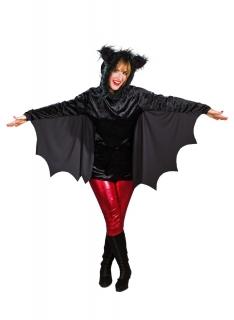 Fledermaus-Oberteil Damen Kostüm