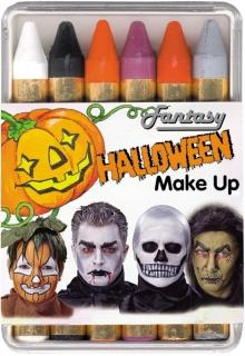 Halloween Schminkstifte