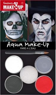 Aqua Schmink Set  - Dracula Vampir