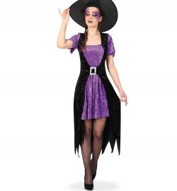 Hexe Violetta, Kleid