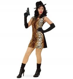 Leopard Tierkleid Tierkostüm
