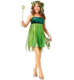 Fee Waldelfe Damenkostüm Elfenkostüm