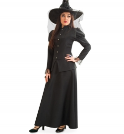 Hexe Kostüm Kleid Misty