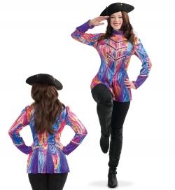 Jacke Garde Multicolor Damen