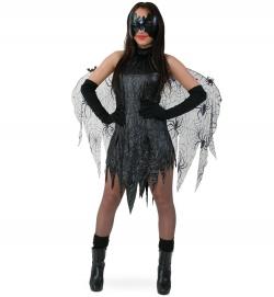 Kostüm Black Vamp Fledermaus