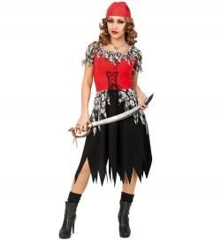 Kleid Piratin des Grauens