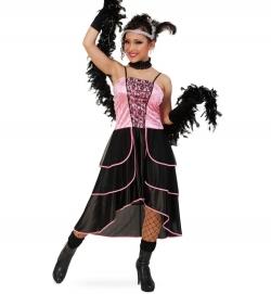 Saloon Girl, Kleid