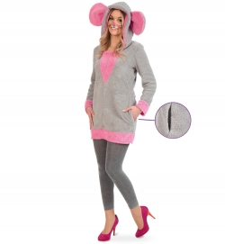 Pinky Maus, Damenkostüm