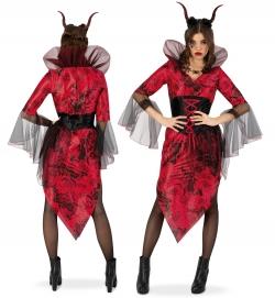 Hexe Miracula Hexen-Kostüm Kleid