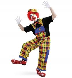 Pebba, Clown-Latzhose für Frauen