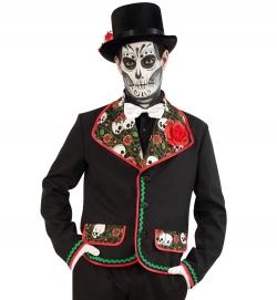 Jacke El Fargo Tag der Toten Dia de los Muertos