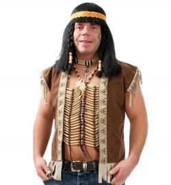 Indianer Weste