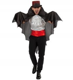 Kostüm-Umhang Fledermaus Cape