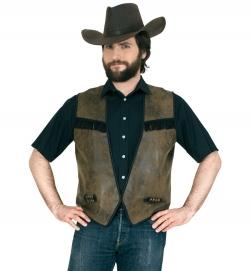 Westernkostüm Cowboy Weste