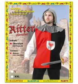 Ritter, Überwurf mit Kapuze