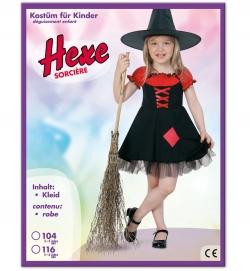 Hexe Kleid Hexenkostüm
