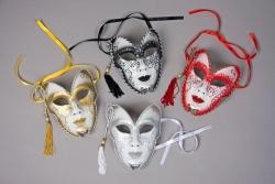 venezianische Glitzermaske