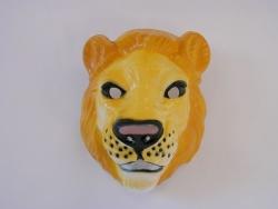 Tiermaske Löwe