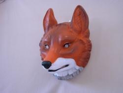 Tiermaske Fuchs